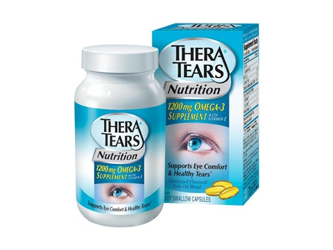 TheraTears Nutrition for Dry Eye with omega 3s