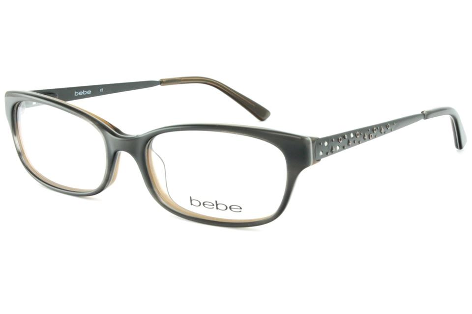 bebe BB5077 KEEPSAKE 001 Jet | bebe glasses frames from All4Eyes