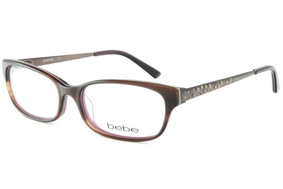 bebe BB5077 KEEPSAKE 210 Topaz | bebe glasses frames from All4Eyes