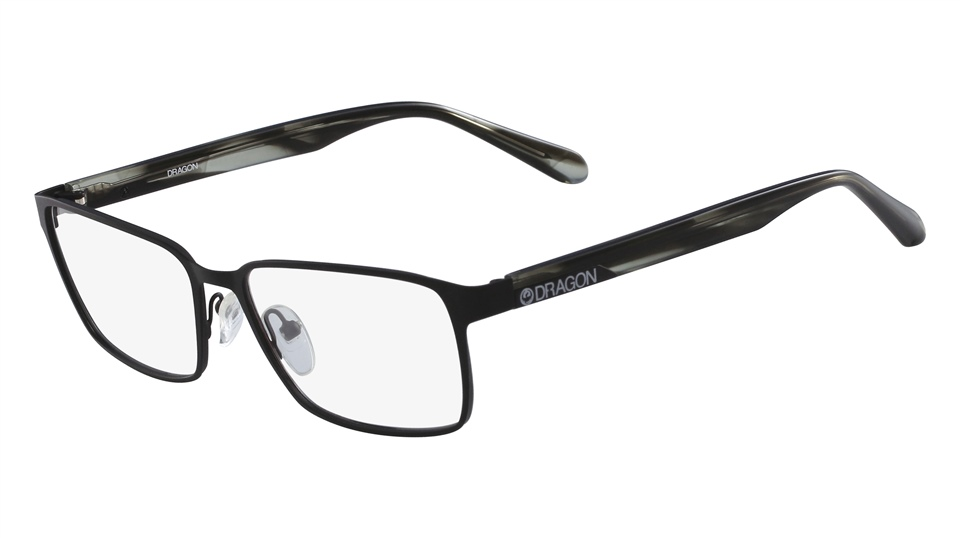 Dragon DR161 BARNEY 002 MATTE BLACK | Dragon glasses frames from ...