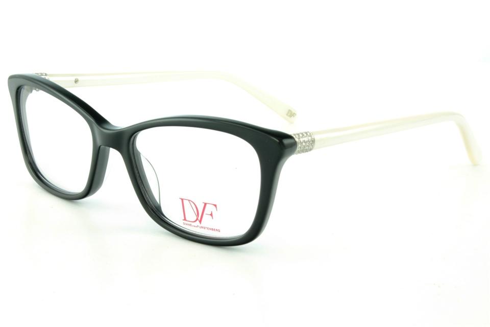 DVF DVF5071 001 BLACK | DVF glasses frames from All4Eyes