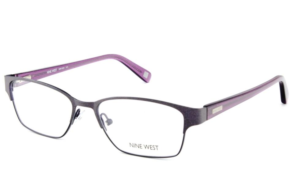 Nine West NW1031 512 EGGPLANT | Nine West glasses frames from All4Eyes