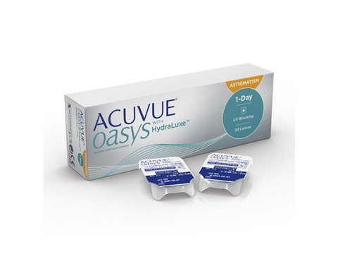 Acuvue Oasys 1-Day for Astigmatism 30 Pack